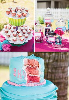 A Fabulous Flamingo First Birthday Pool Party