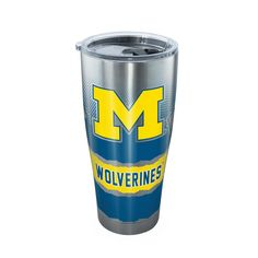 c2c1efc0ff3 Tervis Michigan Wolverines Knockout 30oz Stainless Steel Tumbler with lid  Age Group: Adult.
