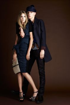 Burberry Prorsum Resort 2012 Collection Slideshow on Style.com