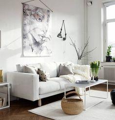 Fresh and inviting home Decor, Home Decor Inspiration, Living Room Inspo, Home Living Room, Interior, Home Decor, House Interior, Inviting Home, Norsborg