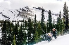 shantelle sidehilling better than I can. Sled, Mountains, Canning, Nature, Travel, Lead Sled, Naturaleza, Viajes, Home Canning