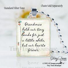 These make great Grandma gifts!!