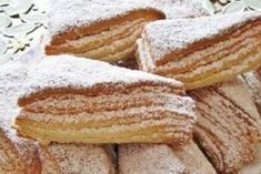 Discussion on LiveInternet - Russian Service Online diary Russian Dishes, Russian Recipes, Unique Recipes, Sweet Recipes, Baking Recipes, Cake Recipes, Romanian Desserts, Good Food, Yummy Food