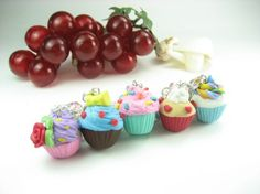 The Cakery Fakery: Incredible Polymer Clay Cupcake Creations!