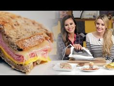 This Panini Is Made Without A Panini Press! You'll Be Surprised How!