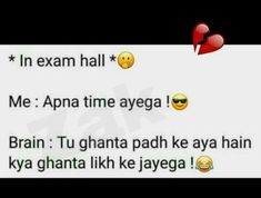 Exams Memes, Exams Funny, Exam Quotes Funny, Funny True Quotes, Latest Funny Jokes, Very Funny Jokes, Crazy Funny Memes, Funny Facts, True Facts