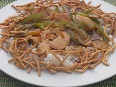 World Famous Rhode Island Chicken Chow Mein