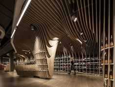 A Daily Dose of Architecture: AE28: Inverted Topographical Fins