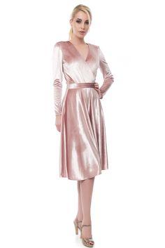 Velvet Skirt, Pink Velvet, Skirts, Fashion, Dress, Atelier, Moda, Fashion Styles, Skirt