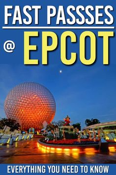 Epcot FastPass+ Tiers Complete Guide with Strategy 2019. Learn everything you need to know about Epcot FastPasses. Learn the tiers and how to maximize your Epcot strategy to get the most out of your FastPasses #wdw #epcot #disney #disneyworld #familytravel #familytrip #disneyvacation