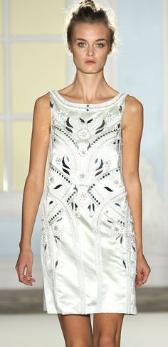 Temperley London Ready To Wear Spring Summer 2014