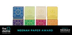 The Dieline Awards 2015: Neenah Paper Award- MARIE TODD CANDLE PACKAGING — The Dieline - Branding & Packaging
