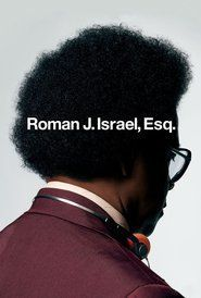 Movie Streaming Roman J. Israel, Esq. (2017) Online [HD] Quality 1080p. √¤ Hard-nosed liberal lawyer Roman J. Israel has been fighting the good fight forever while others take the credit. When his partner, the firm's frontman, has a heart attack, Israel suddenly takes on that role.