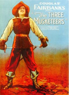 'The Three Musketeers' (1921) ...