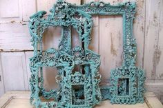 Large ornate frame grouping baroque style by AnitaSperoDesign