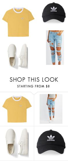 """""""Basic Everything Under $50 !"""" by cessa1978 on Polyvore featuring Cello, Gap and adidas"""