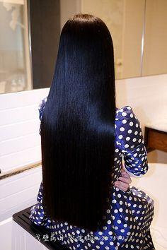 Long Silky Hair, Long Dark Hair, Long Layered Hair, Long Indian Hair, Real Hair Wigs, Glossy Hair, Really Long Hair, Long Hair Video, Edgy Hair