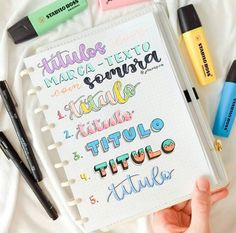 Spice up your bullet journal with an important element--bullet journal headers! They are the perfect way to draw attention to other important items in your notebook planner. Read on for amazing bullet journal header ideas! Bullet Journal School, Bullet Journal Fonts, Bullet Journal Aesthetic, Bullet Journal Writing, Bullet Journal Ideas Pages, Bullet Journal Inspiration, Daily Journal, Lettering Tutorial, Bullet Journal Headers And Banners