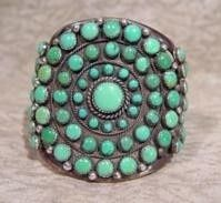 old navajo bracelet