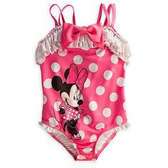 Minnie Mouse Swim Collection for Girls | Products | Toddlers | Disney Store