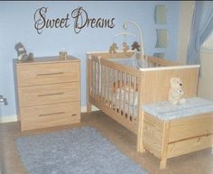Sweet Dreams Wall Decals - Trading Phrases