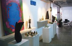 Thompson, sculpture,art,modern,artist Artist Sophie-Elizabeth Thompson, of Soforbis' Studio