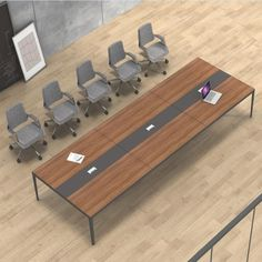 general office unique 10 person conference table