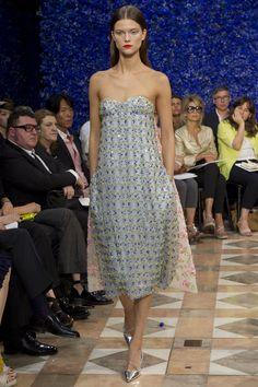 Christian Dior 53 - Raf Simons - Paris Haute Couture Automne-Hiver 2012-2013