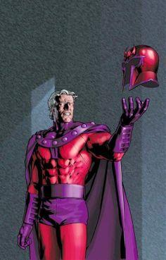Magneto by Gene Ha