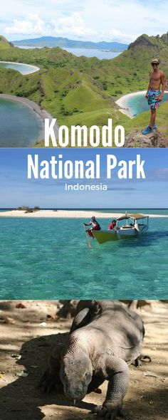 A trip to Komodo National Park in Indonesia. Stunning nature, paradisiacal islands, dragons and more.