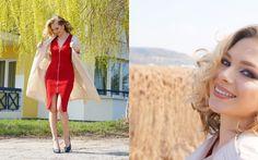 #reddress #smile Thats Not My, Smile, My Style, Lady, Heels, Heel, High Heel, Stiletto Heels, High Heels
