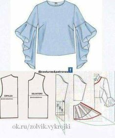 How to sew an umbrella dress Easy How to sew a reg . How to sew an umbrella dress Easy How to sew an umbrella dress Easy Sewing Dress, Sewing Sleeves, Dress Sewing Patterns, Sewing Patterns Free, Clothing Patterns, Blouse Sewing Pattern, Pattern Drafting Tutorials, Kaftan Pattern, Blouse Patterns