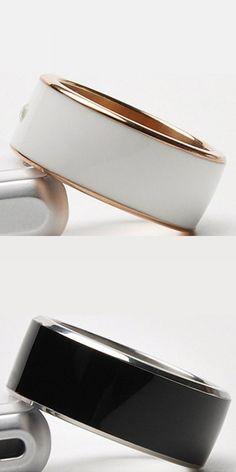 Fashion Jewelry | NFC Smart Ring