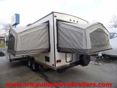 """2016 New Forest River FLAGSTAFF 233S Travel Trailer in Indiana IN.Recreational Vehicle, rv, WE WILL NOT LOSE A DEAL OVER PRICE......PERIOD! DON'T MAKE A DEAL UNTIL WE GET THE CHANCE TO BEAT IT!!See why the big dealers cry to the sales rep over our """"we will not lose a deal"""" attitude.Check out this awesome floor plan by Shamrock! This expandable features a nice dinette slide-out. This coach is equipped nicely too with the hickory wood cabinets, St. James interior, night shades, gas oven…"""