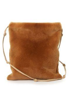 Medicine pouch mink-fur cross-body bag | The Row | MATCHESFASHION.COM US