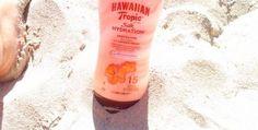 La nuova linea solare di Hawaiian Tropic  -  The new line of Hawaiian Tropic sun
