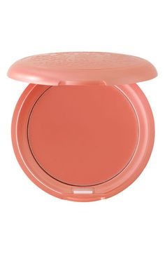 stila's ingenious lipstick and blush proves irresistible. The versatile favorite brightens cheeks and lips with creamy, translucent color. Tap the sheer tint onto cheeks for a natural glow and press onto lips for fresh, radiant color. The two-in-one compact holds the key to easy, monochromatic makeup. An essential in every stila girl's kit.