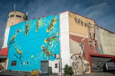 Red Point Climbing Centre, Winterstoke Road | 30 Jaw-Dropping Pieces Of Bristol Street Art