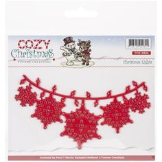 Find It Trading Yvonne Creations Cozy Christmas Die-Christmas Lights