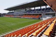 Minami Nagano Sports Park Football Stadium, Japan|南長野運動公園|納入速報|sports,soccer