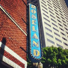 Roseland Theater in Portland, OR