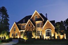 Outdoor Home Lighting Beauteous Preferred Properties Landscaping & Masonry Outdoor Lighting