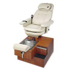 PS87 Star Spa Pedicure Chair - $1670 ,  https://www.ebuynails.com/shop/ps87-star-spa-pedicure-chair/ #pedicurechair #pedicurespa #spachair #ghespa