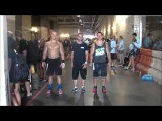 1000 person burpee challenge at 2013 Reebok CrossFit Games by Lloyd Weema