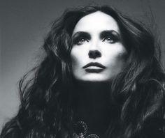 Demi Goddess - Demi Moore by Mert Alas and Marcus Piggott for Wmagazine.com