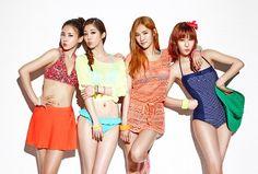 "GLAM bears skin for ""Florence & Fred"" ~ Latest K-pop News - K-pop News | Daily K Pop News"