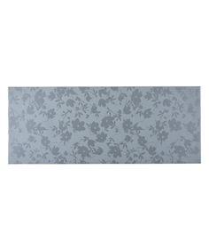 Wild Blossom�Sky Floral Tile