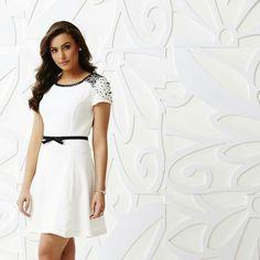 White & Black  #LuziaFazzolli #CotedAzur #Summer16 #lançamento
