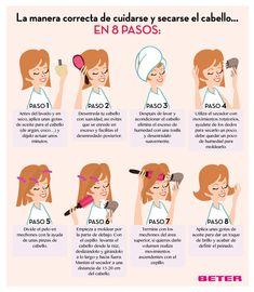 Facial Tips, Tips Belleza, Hair Beauty, Skin Care, Instagram, Hair Styles, Life Learning, Spa, Vanity