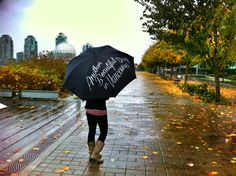 My wedding was last May and of course May happens to be one of the rainiest months in Vancouver. Vancouver is a notoriously rainy city, it usually rains from about halfway through September until a...